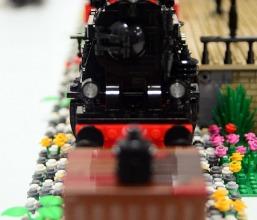 Lego - wystawa w Spotykalni