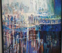 Wystawa prac Barbara Gołaszewska