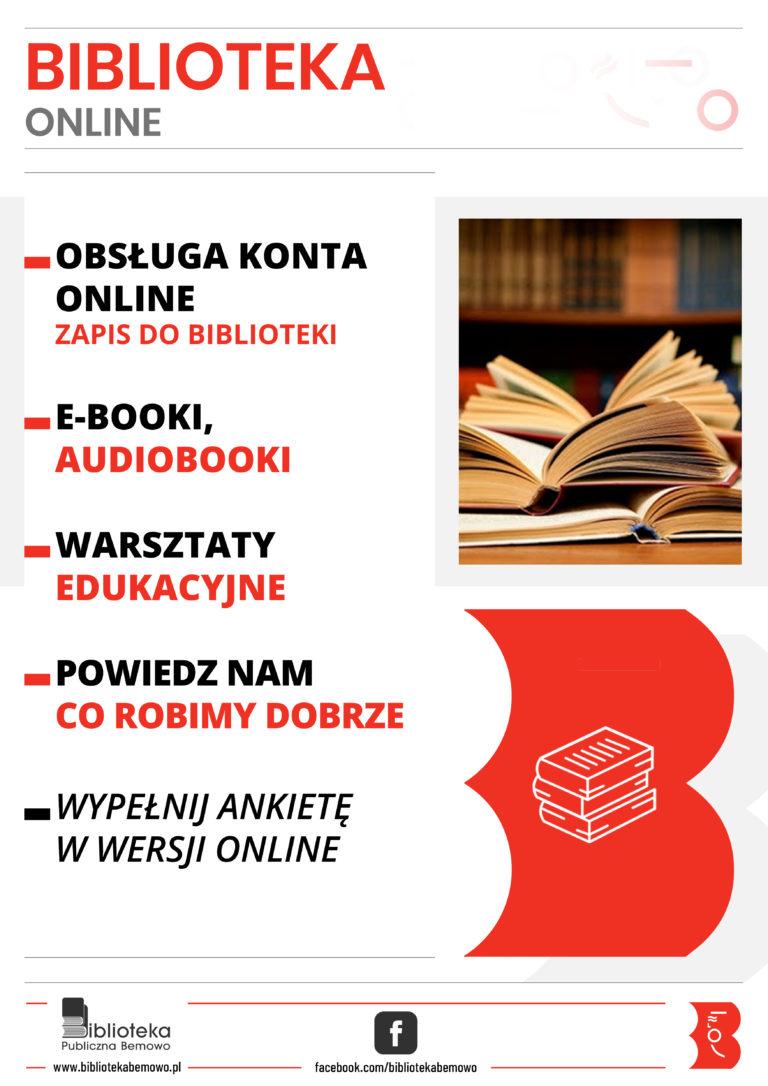 Biblioteka on-line