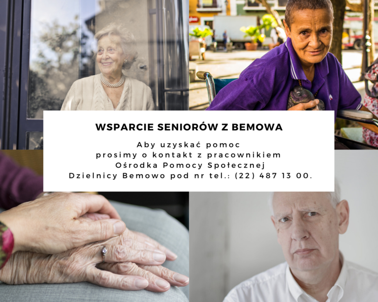 Warszawa wspiera seniorów