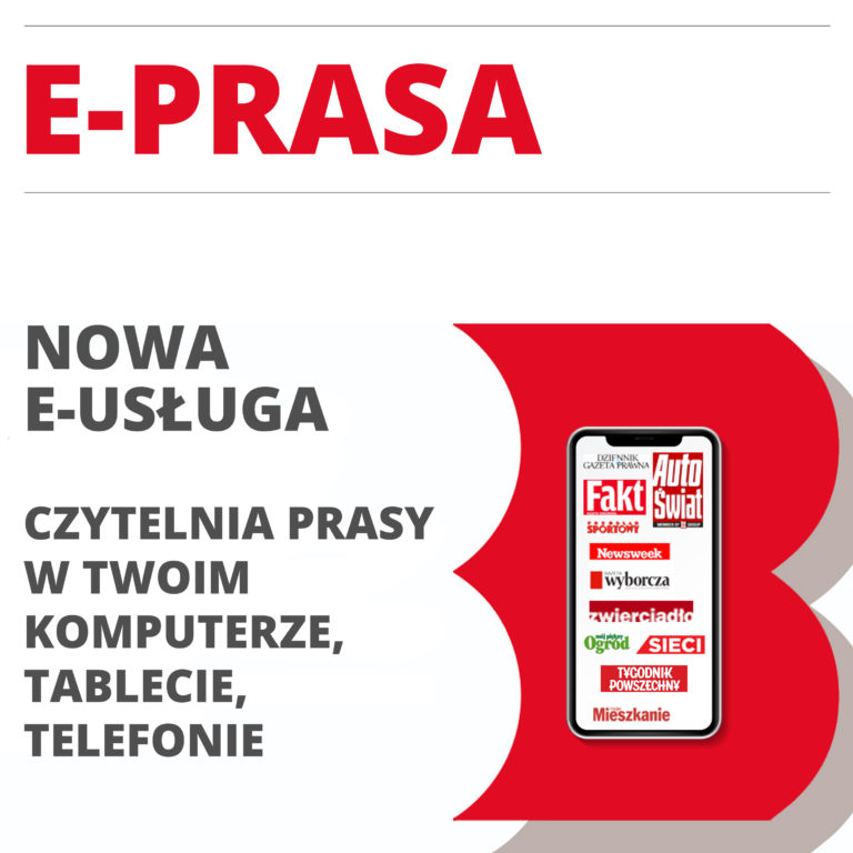 Nowa e-usługa