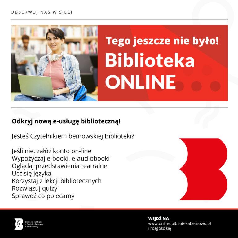RUSZYŁA E-BIBLIOTEKA !