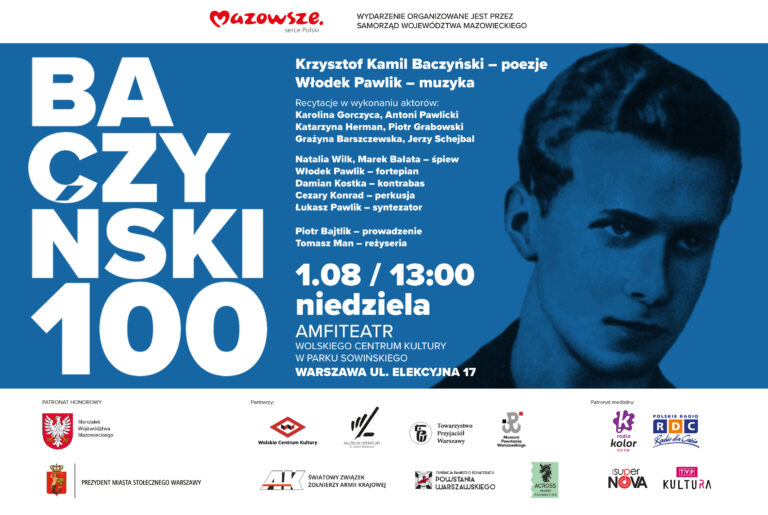 Baczyński 100